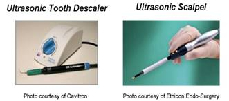 Ultrasonic Tooth Descaler